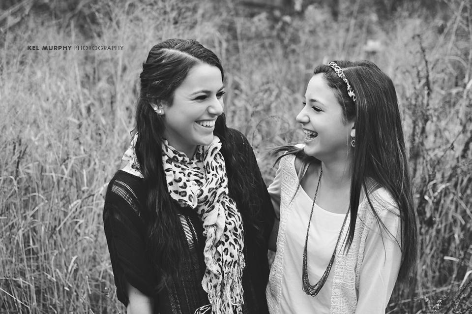 Stunning Sisters Philadelphia Pa Child Teen And