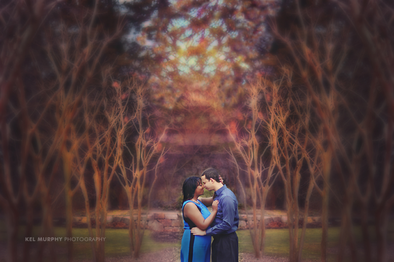 Kel Murphy Photography Winter Love Engagement Session Philadelphia Bryn Athyn 1