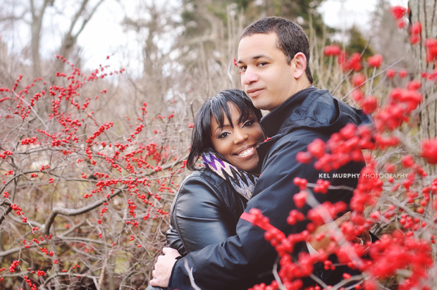 Kel Murphy Photography Winter Love Engagement Session Philadelphia Bryn Athyn 12