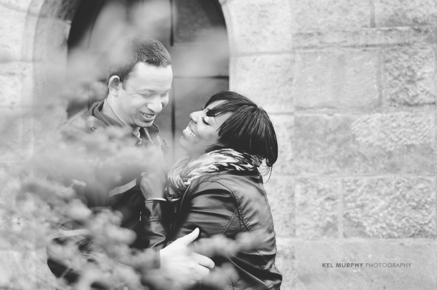 Kel Murphy Photography Winter Love Engagement Session Philadelphia Bryn Athyn 14