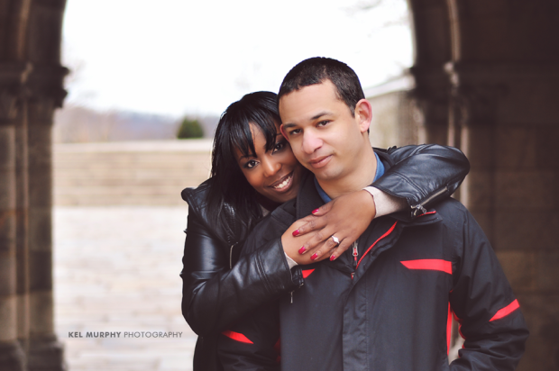 Kel Murphy Photography Winter Love Engagement Session Philadelphia Bryn Athyn 15