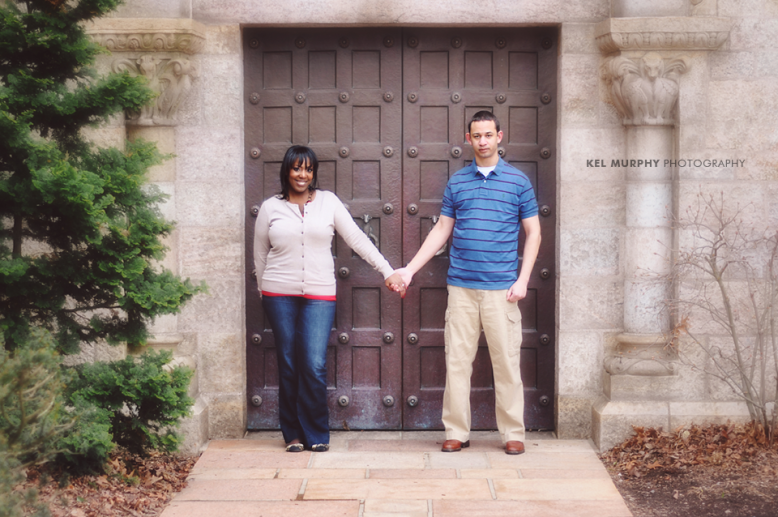Kel Murphy Photography Winter Love Engagement Session Philadelphia Bryn Athyn 17