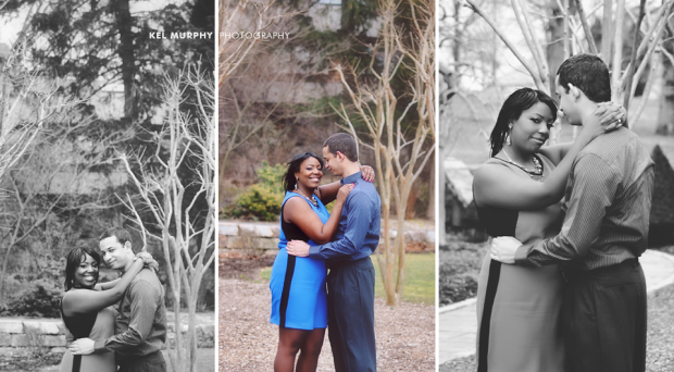 Kel Murphy Photography Winter Love Engagement Session Philadelphia Bryn Athyn 2