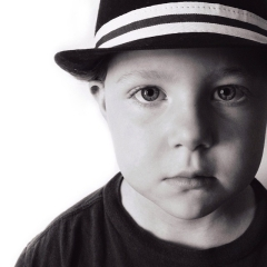 Kel-Murphy-Photography-boy-fedora-serious-face-Instagram-Project-365-Child-Children-Photographer-Philadelphia-Abington-Montgomery-County-Bucks-PA-2015-11
