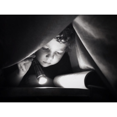 Kel-Murphy-Photography-boy-flashlight-under-blankets-reading-bed-Instagram-Project-365-Child-Children-Photographer-Philadelphia-Abington-Montgomery-County-Bucks-PA-2015-9