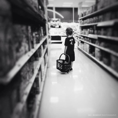 Kel-Murphy-Photography-boy-holding-basket-aisle-of-target-Instagram-Project-365-Child-Children-Photographer-Philadelphia-Abington-Montgomery-County-Bucks-PA-2015-27