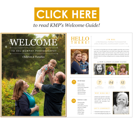 Kel Murphy Photography Welcome Magazine 2016 - Philadelphia Child Photographer, Family Photographer, Montgomery County, Bucks County, PA, South NJ