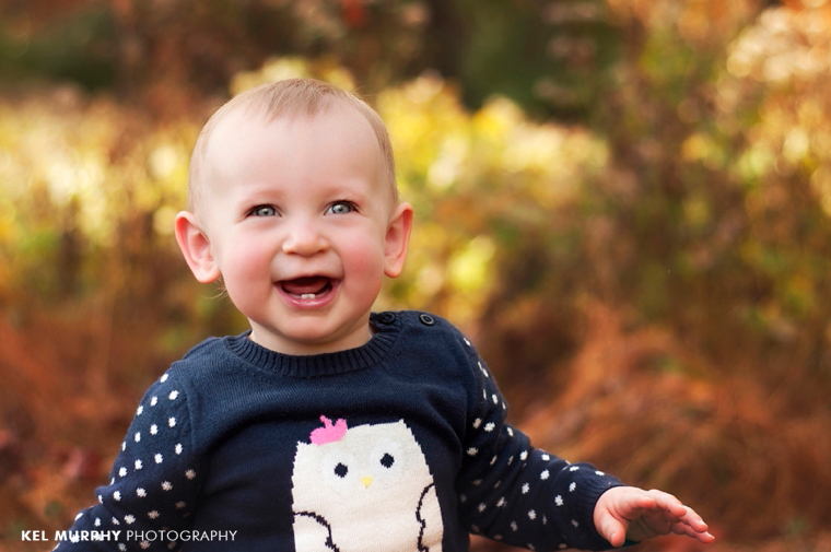 Kel-Murphy-Photography-Philadelphia-Child-Photographer-Montgomery-County-Bucks-County-Family-Huntingdon-Valley-Rydal-Families-Children-High-School-Senior-Portraits-one-year-old-girl-laughing-fall