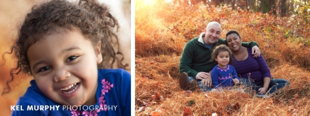 Family of three soon to be four mommy pregnant maternity the fall sunset golden hour photo shoot session by Kel Murphy Photography